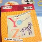 Y IS For Yo Yo Z Is For Zebra Colla..